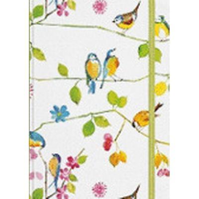 Watercolor Birds Journal (Inbunden, 2011)