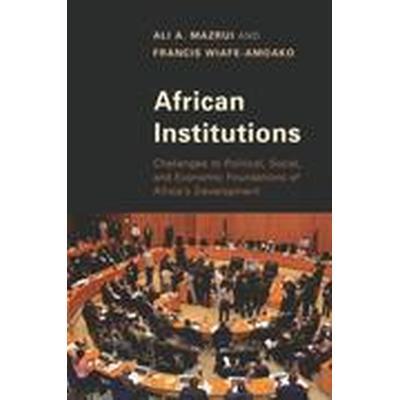 African Institutions (Häftad, 2015)