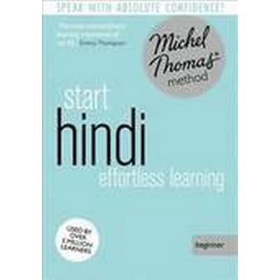 Start Hindi (Learn Hindi with the Michel Thomas Method) (Ljudbok CD, 2014)