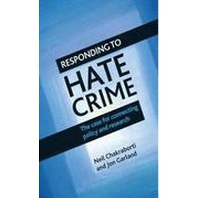 Responding to Hate Crime (Häftad, 2015)