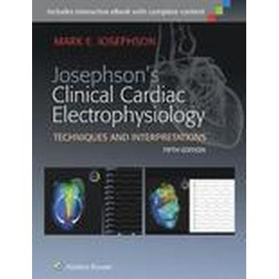 Josephson's Clinical Cardiac Electrophysiology (Inbunden, 2015)