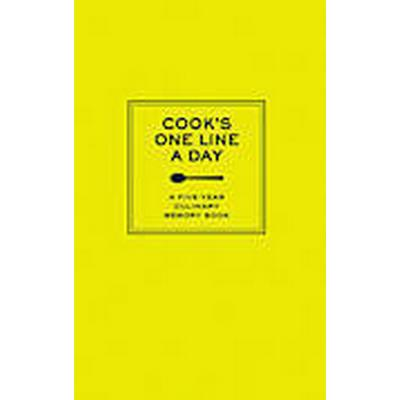 Cook's One Line a Day (Häftad, 2013)