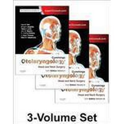 Cummings Otolaryngology (Inbunden, 2014)