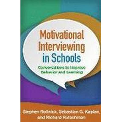 Motivational Interviewing in Schools (Inbunden, 2016)