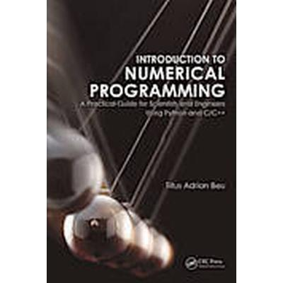 Introduction to Numerical Programming (Häftad, 2014)