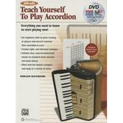 Alfreds Teach Yourself To Play Accordian (Häftad, 2016)