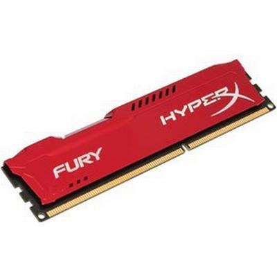 HyperX Fury Red DDR3 1333MHz 8GB (HX313C9FR/8)