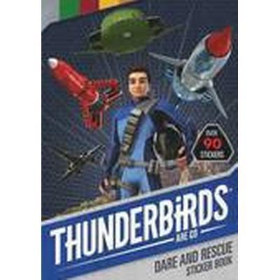 Thunderbirds are Go Sticker Activity 2 (Häftad, 2016)