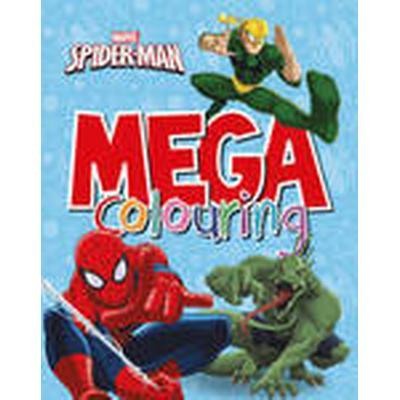 Marvel Spider-Man Mega Colouring (Häftad, 2015)