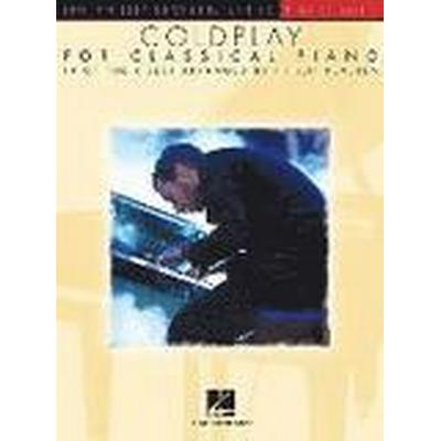 Coldplay for Classical Piano - Phillip Keveren Series (Häftad, 2015)