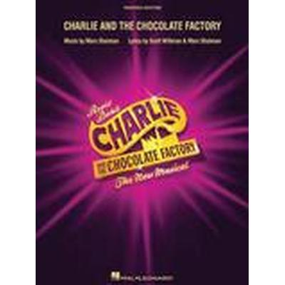 Charlie and the Chocolate Factory - The New Musical (Vocal Selections) (Häftad, 2015)