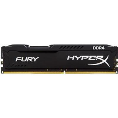 HyperX Fury Black DDR4 2666MHz 4GB (HX426C15FB/4)