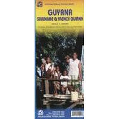 Guyana / Surniname / French Guiana (, 2012)