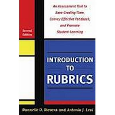 Introduction to Rubrics (Häftad, 2012)