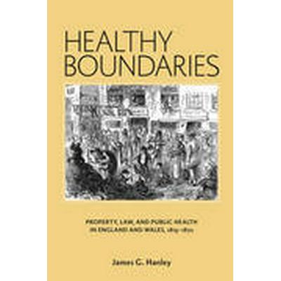 Healthy Boundaries (Inbunden, 2016)