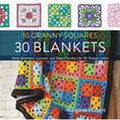 10 Granny Squares 30 Blankets (Häftad, 2016)