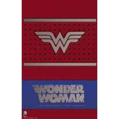Wonder Woman Ruled Journal (Inbunden, 2015)