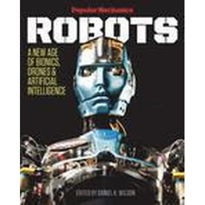 Popular Mechanics Robots (Inbunden, 2015)