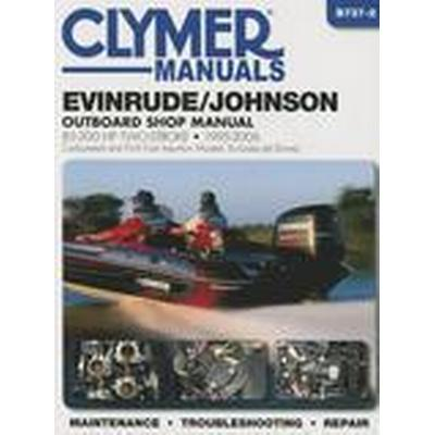 Evinrude/Johnson 85-300 HP 2-Stroke Outboard Motor Repair Manual (Häftad, 2015)