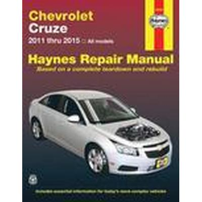 Chevrolet Cruze Automotive Repair Manual 2011-15 (Häftad, 2016)