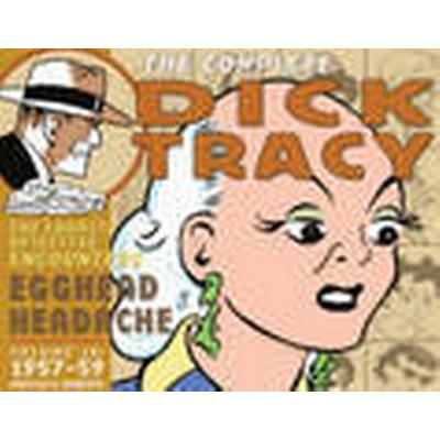 Complete Chester Gould's Dick Tracy: Volume 18 (Inbunden, 2015)