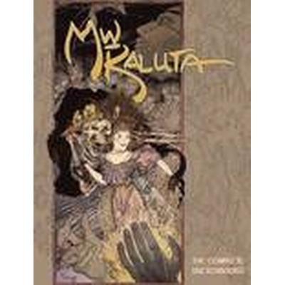 Michael Wm. Kaluta: The Complete Sketchbooks (Inbunden, 2016)