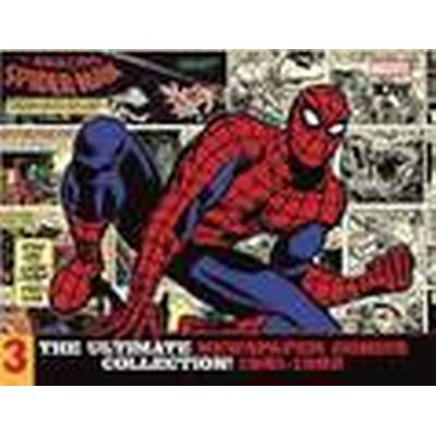 The Amazing Spider-Man: Volume 3 The Ultimate Newspaper Comics Collection (1981-1982) (Inbunden, 2016)
