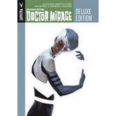 The Death-Defying Dr. Mirage: Book 1 (Inbunden, 2016)