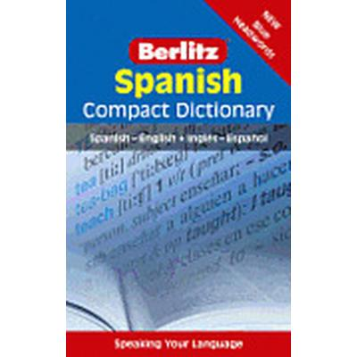 Berlitz Language: Spanish Compact Dictionary (Häftad, 2012)