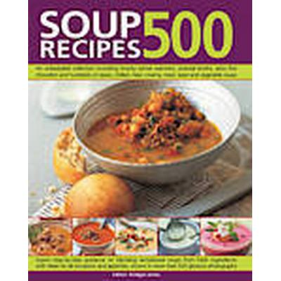 500 Soup Recipes (Häftad, 2012)