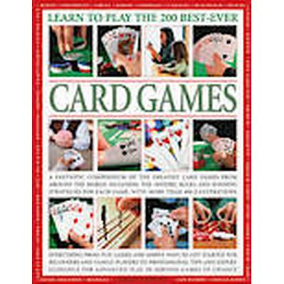 Learn to Play the 200 Best-ever Card Games (Häftad, 2013)