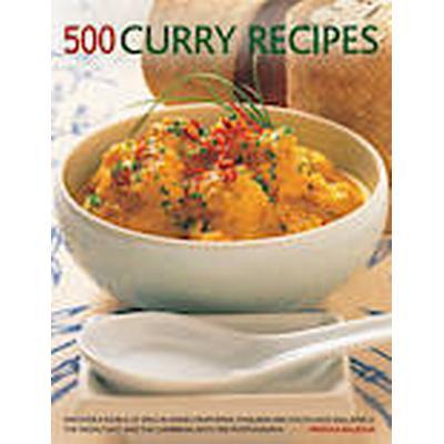 500 Curry Recipes (Häftad, 2013)