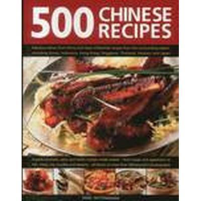 500 Chinese Recipes (Häftad, 2015)