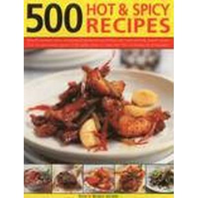 500 Hot &; Spicy Recipes (Häftad, 2015)