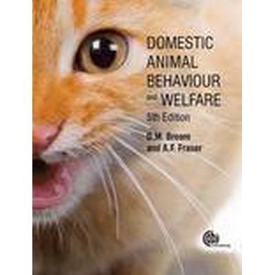 Domestic Animal Behaviour (Häftad, 2015)