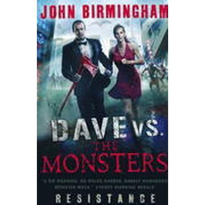 Dave vs. the Monsters (Häftad, 2015)