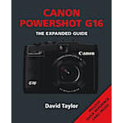 Canon Powershot G16 (Häftad, 2014)