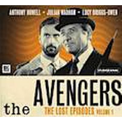 The Avengers - The Lost Episodes: Volume 1 (Ljudbok CD, 2014)