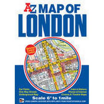 Map of London (, 2013)