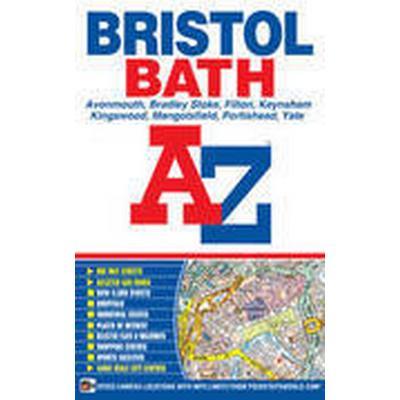 Bristol &; Bath Street Atlas (Häftad, 2015)