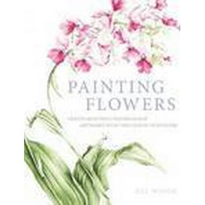 Painting Flowers (Häftad, 2015)