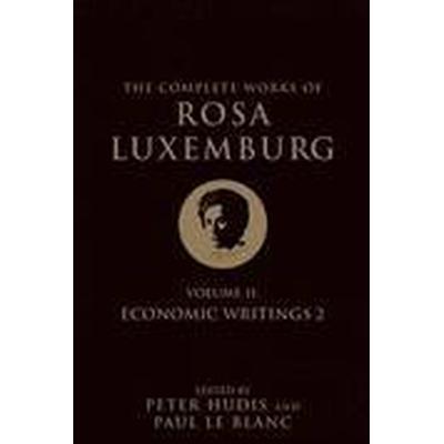 The Complete Works of Rosa Luxemburg: Economic Writings: Vol. II (Häftad, 2016)