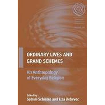 Ordinary Lives and Grand Schemes (Häftad, 2016)