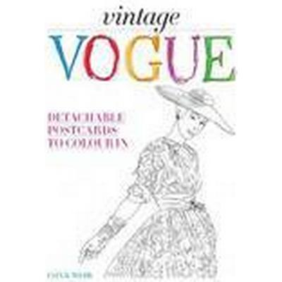 Vintage Vogue (Inbunden, 2016)