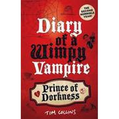 Prince of Dorkness: Diary of a Wimpy Vampire: Bk. 2 (Häftad, 2011)