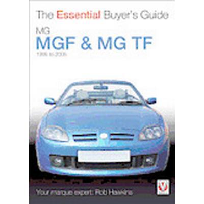 MGF &; MG TF (Häftad, 2013)