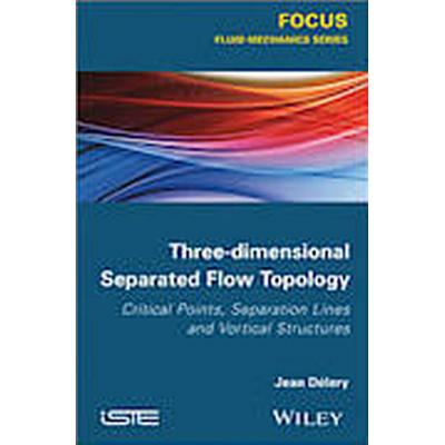 Three-Dimensional Separated Flows Topology (Inbunden, 2013)