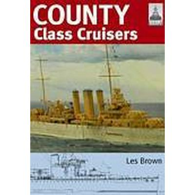 Shipcraft 19: County Class Cruisers (Häftad, 2011)
