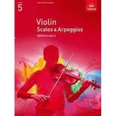 Violin Scales & Arpeggios, ABRSM Grade 5 (, 2011)
