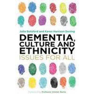 Dementia, Culture and Ethnicity (Häftad, 2015)